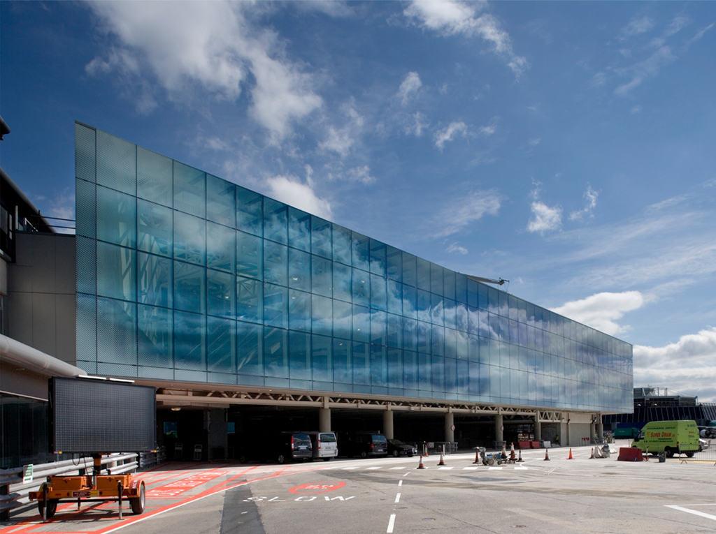 Dublin Airport T1X
