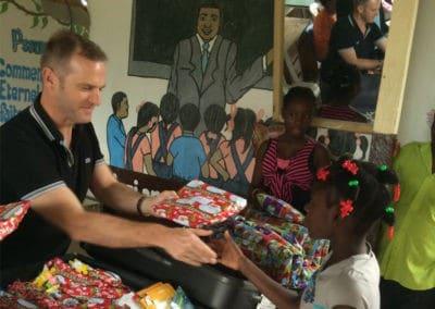 Haiti Shoe Box Appeal