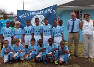 Sponsorship of Wills Primary