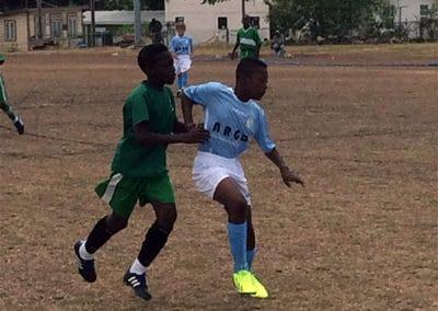 Wills Primary Football