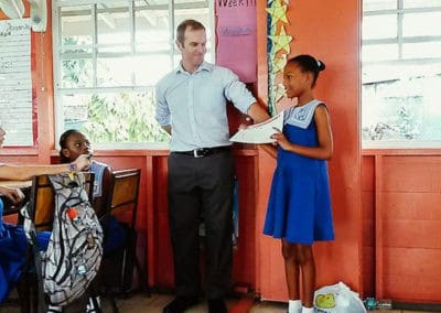 Argo's Staff lends a helping hand in Will's Primary Art competition
